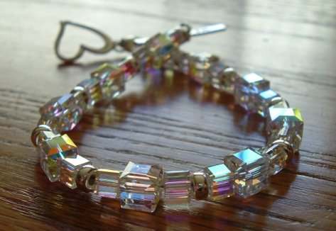 crystal AB Bracelet